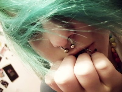 Piercings !