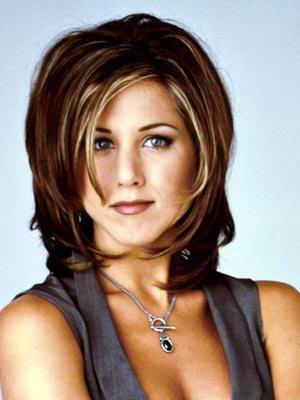 Jennifer Aniston à la télévision