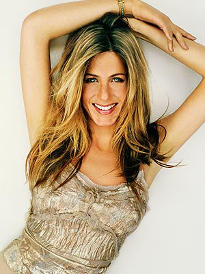 Un blog sur Jennifer Aniston, une excellente actrice...