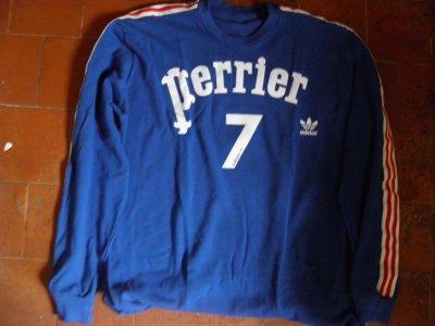 maillot OL coupe de france 72/73