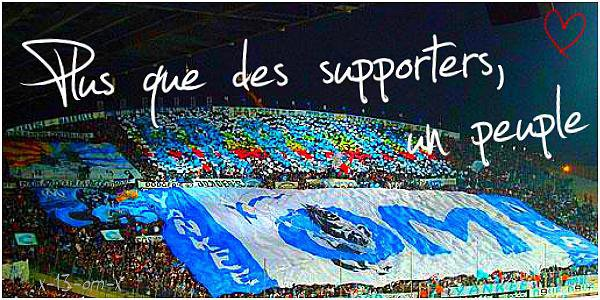 0LYMPiQUE DE MARSEiLLE! ♥