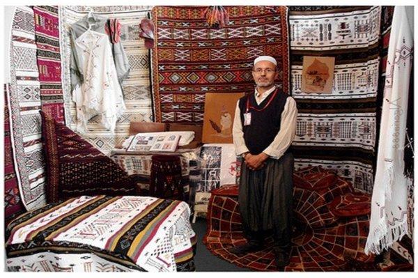 Le tapis de Ghardaïa : l'activité artisanale qui raconte l'histoire de la vallée du Mzab