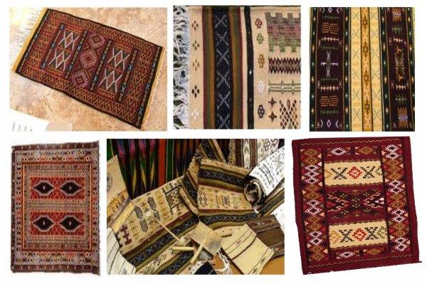 Algérie : Plus de 9.000 visiteurs à l'exposition-vente de tapis de Ghardaïa région du mzab