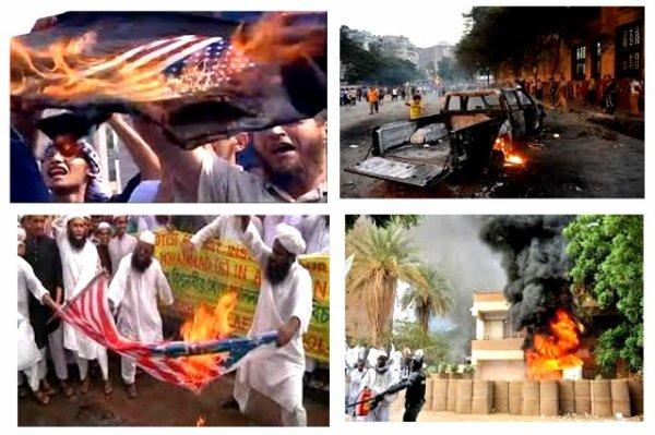 Film anti islam la vrais réponse