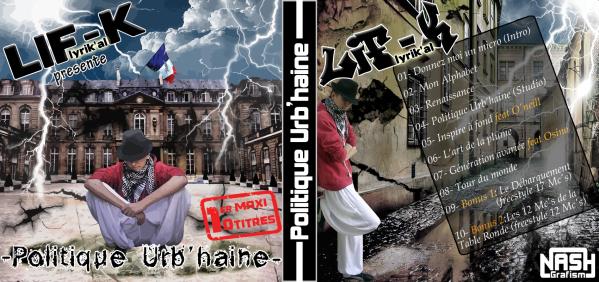 """""""Politique urb'haine - MAXI 2010"""" disponible en téléchargement gratuit !!"""
