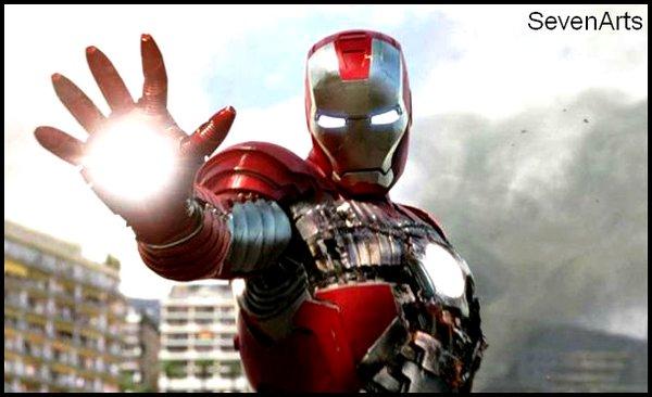 >> Iron Man 2 de Jon Favreau ★ ★ ★ ★ ★