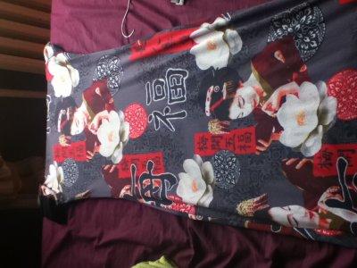robe aziatique :)
