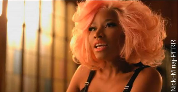 "Nicki Minaj dans le nouveau clip "" Out Of My Mind"" avec B.o.B !"