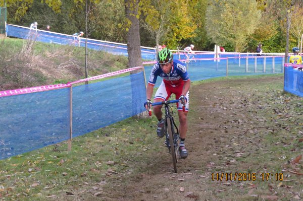 CYCLO-CROSS DE LA MEZIERE 35