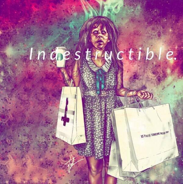 Je suis indestructible ! :D