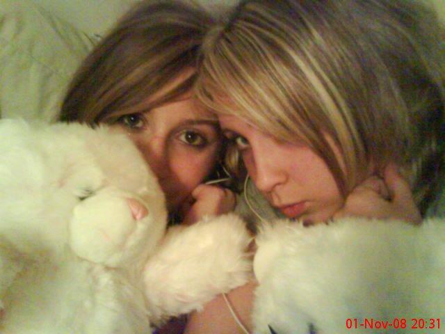 Kelsey & Estelle♥