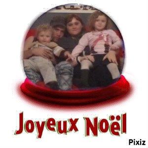 nous 4 pour noel 2011