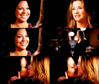 Arizona & Callie .. ♥