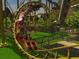 ROLLERCOASTER TYCOON 3D pour Nintendo
