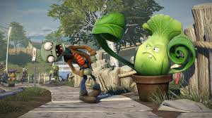 Plants vs Zombies Getting Hotter