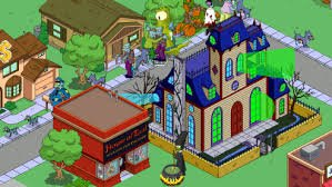 The Enticement Of The Simpson's Video Game