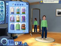 Sims in Old Times