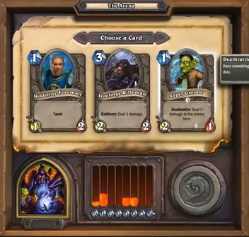 HearthStone Heroes Of WarCraft Card Games