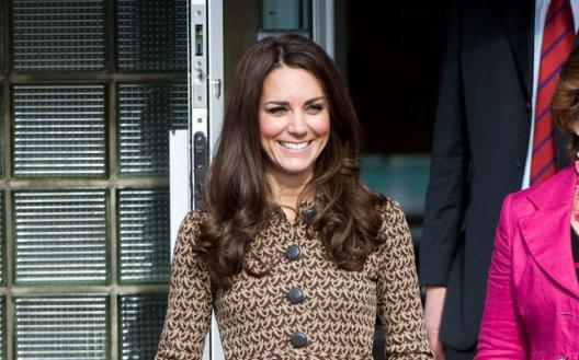 Kate aurait trouvé ses premiers cheveux blancs !