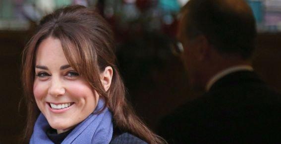 Kate serait actuellement à l'hôpital St Mary !