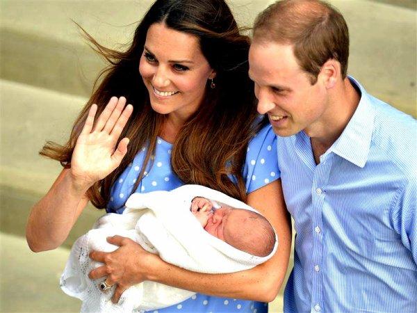 Le prénom du Baby Royal révélé !