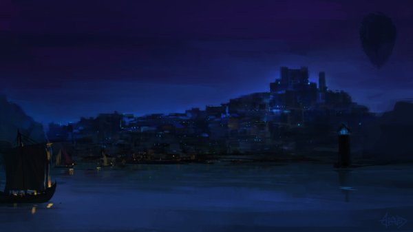 Séparé par l'océan - chapitre 2