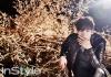 사진   L'acteur  Ji Chang Wook   pose pour  InStyle Korea,  mars 2015