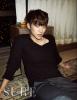 """사진     JunHo du groupe 2PM  pose pour le magasine """"SURE"""", mars 2015"""