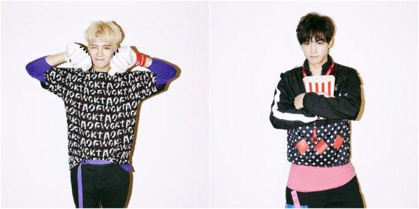사진   Le groupe GOT7 pour  leur troisième  mini-album  Just right      갓세븐