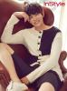 Yoon Kyun Sang pour le magazine InStyle Korea, septembre 2015