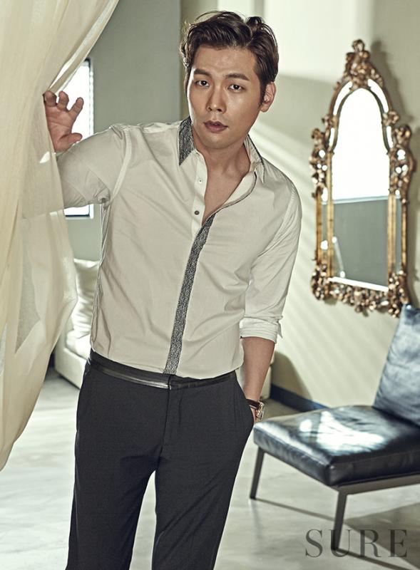 L'acteur Choi Daniel pour SURE