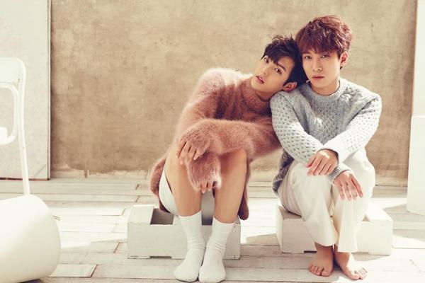 Le groupe BTOB pour leur septième mini-album  I mean