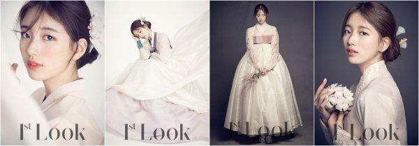 Bae Suzy pour 1st look