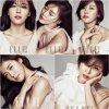 L'actrice Ha Ji Won pour ELLE (Janvier 2016)