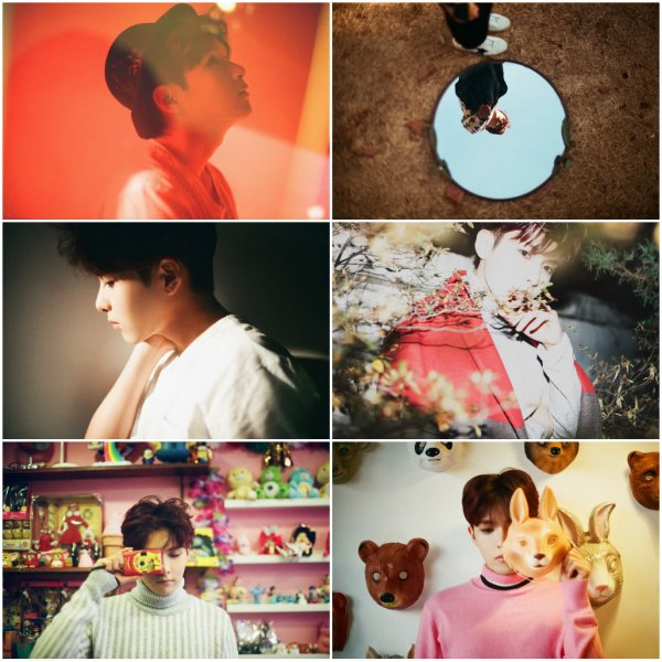 "Ryewook de Super Junior pour son premier mini-album solo ""The little prince"""