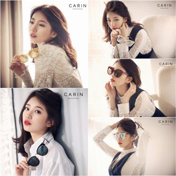 Suzy de Miss A pour  Carin (printemps 2016)