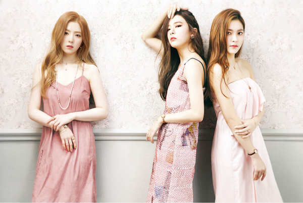 Red Velvet pour The Celebrity
