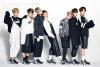 Le groupe BTS pose pour High Cut