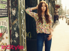 L'actrice Shin Se Kyung pose pour InStyle