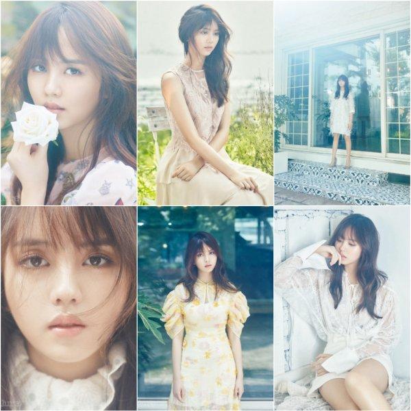 Kim So Hyun pour Allure Korea, août 2016