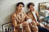 JJ Project (JB & Jinyoung) pour Grazia, septembre 2017