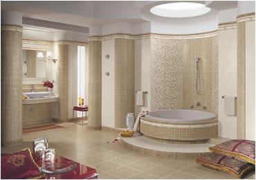 Salle de bain grand luxe - BLOG DEDIE A LA MAISON DE COUTURE VERSACE