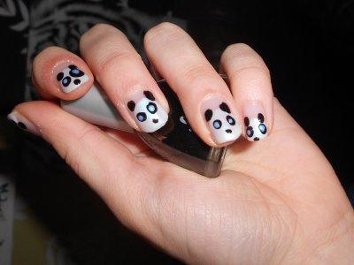 Panda Naiiiiiiiiiiiiiiiiiiiiiiiils!!! ;D<3