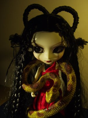La Princesse Naga