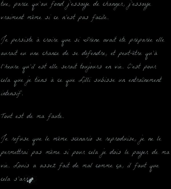 Journal d'Harry.
