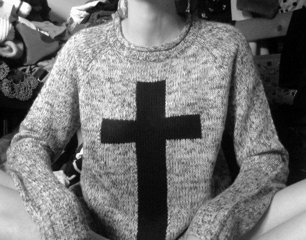 Article Mode : Les croix †