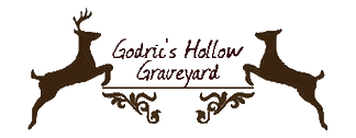 - Godric's Hollows Graveyard.