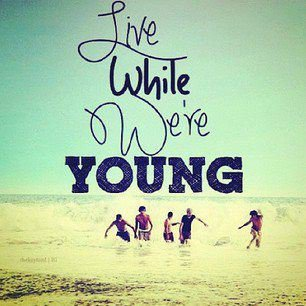 Chapitre 19: Live While We're Young