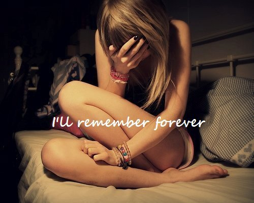 Bienvenue sur I'll Remember Forever