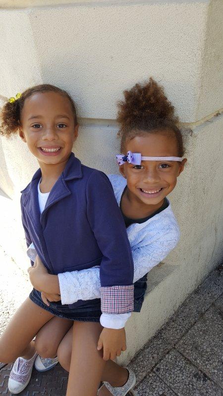 Kenna et Naomie mes jujus préférées